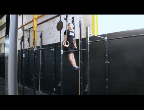 8 Easy Steps to Muscle Ups