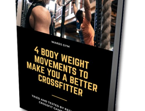 4 body weight movements to make you a better CrossFitter