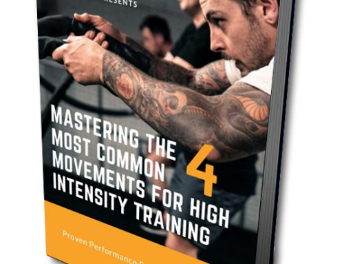 Mastering the 4 most common movements for High Intensity Training
