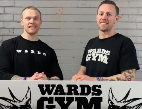 Episode Two: Jiu Jitsu Black Belt Gavin Ward